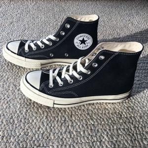 Black Converse NWOT